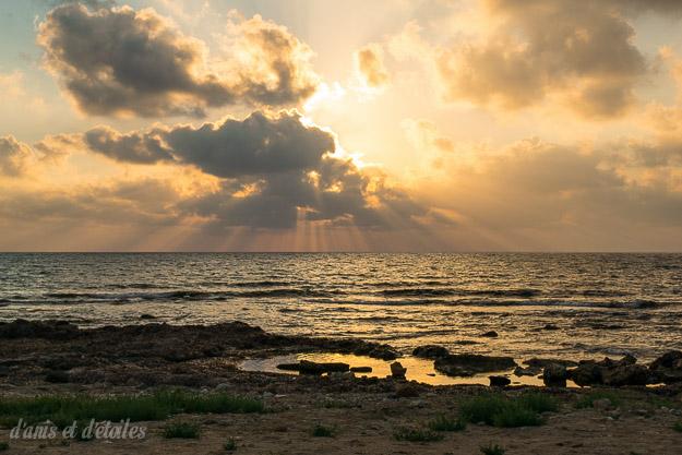 Faros Beach, Paphos, Cyprus