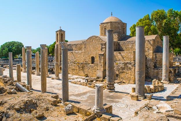 Basilique Saint Paul's Pillar-Chrysopolitissa